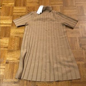 COS A Line Sweater Dress